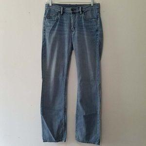 Tommy Bahama standard blue jeans size 32/34